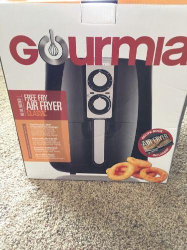 Gourmia - 10-Cup Hot Air Fryer/Multi Cooker - Black