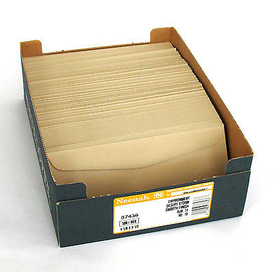 Neenah Environment DESERT STORM #10 Envelopes, 24W/Smooth, 4.125 x 9.5, Qty: 280