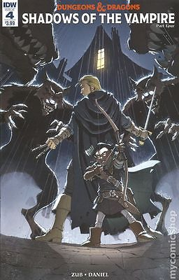 Dungeons and Dragons Shadow of the Vampire (2016 IDW) #4 FN