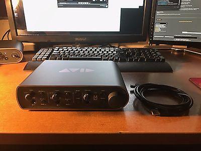 Avid Digidesign Pro Tools Mbox 3 Digital Interface 4x4
