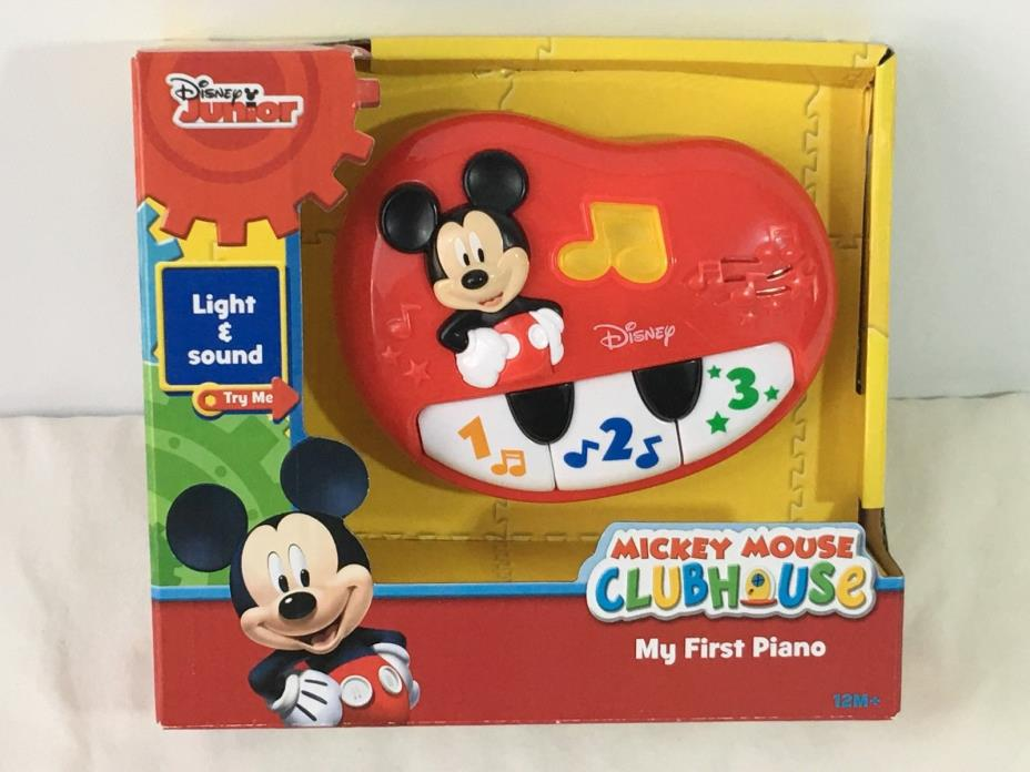 Disney Mickey Mouse Clubhouse my first piano
