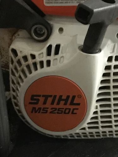 Stihl Chain Saw, Blower, Trimmer or Edger. Personal home equipment.