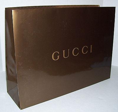 Gucci - Large Gift Storage Bag Flap Close 17.75 x 12.75 x 5.1