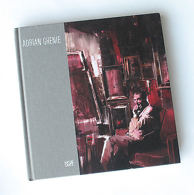 Adrian Ghenie Signed by Artist 2009 Art Book Painting Catalog Out Of Print Rare