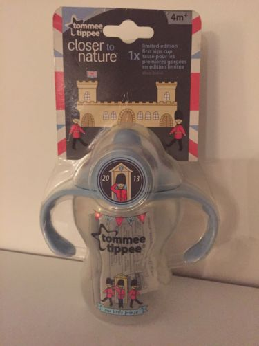 tommee tippee Closer To Nature Limited Edition Our Little Prince 2013 Cup