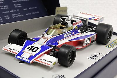 New Rare 1/32 Scale Scalextric Limited Edition C3414A Mclaren M23 Tony Trimmer