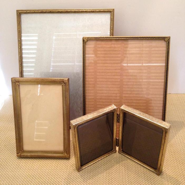 Antique /Vintage Picture Frames Lot of 4