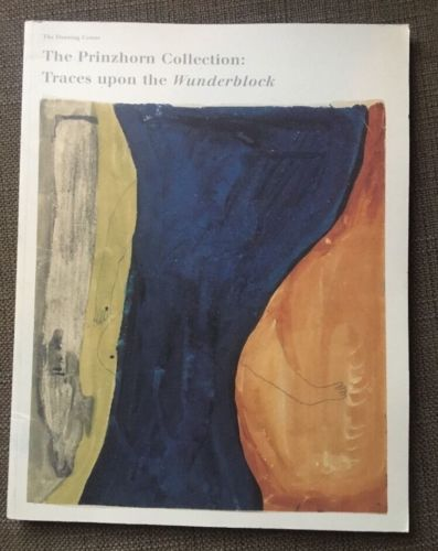prinzhorn collection traces upon the wunderbook Drawing Center Catalog Rare