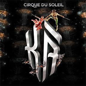 2 Cirque du Soleil KA Las Vegas Tickets 06/19/17 FRONT ROW