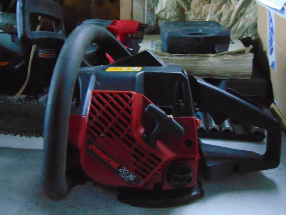 Jonsered 2036 Turbo Chainsaw 16