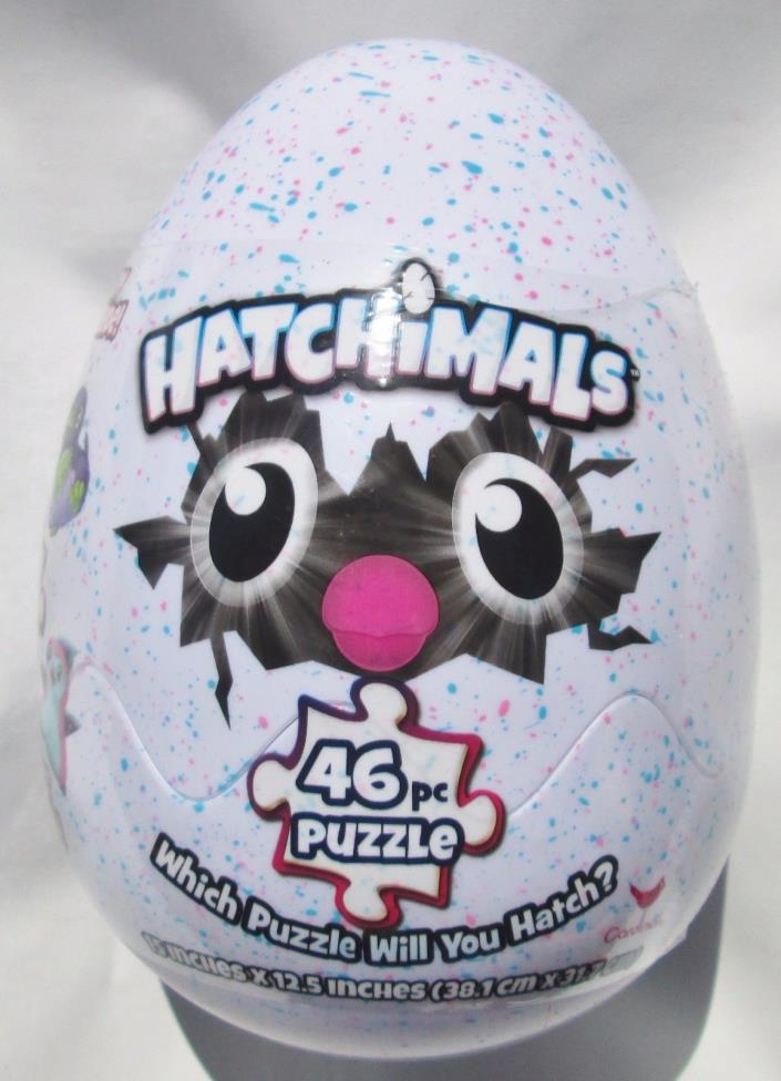 ++ Hatchimals Egg With 46 Piece Puzzle Inside - Which Will You Hatch?