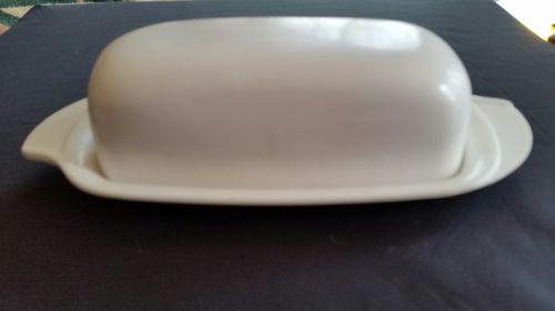 Melmac Butter Dish Vintage Boonton