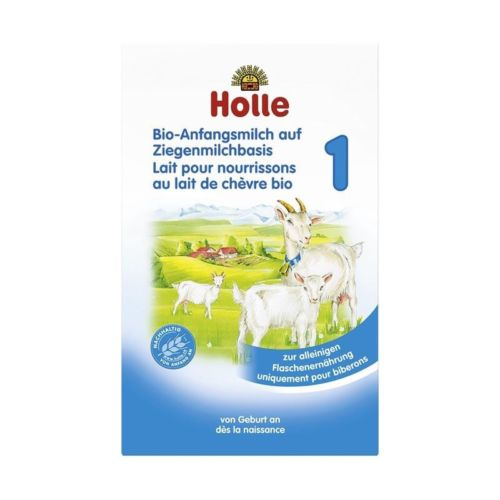 *3 Boxes* Holle Organic Goat Milk Baby Formula Stage 1 400g **PRIORITY MAIL**