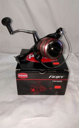 Fishing Spinning Reel Penn Fierce FRC6000