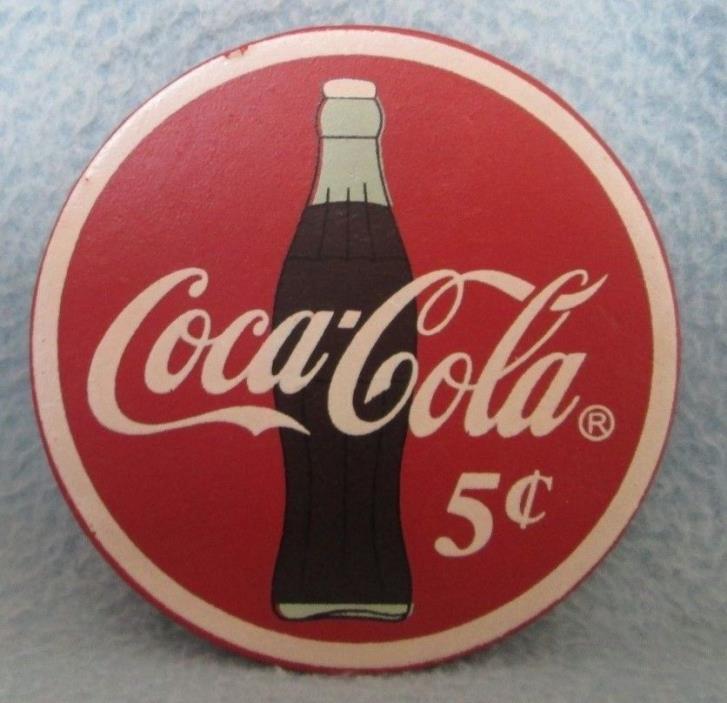 Coca Cola Coke Magnet, Souvenir, Travel, Refrigerator