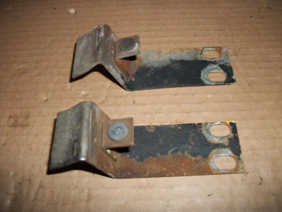 SEARS SUBURBAN ST 16 GARDEN TRACTOR HOOD LATCHES