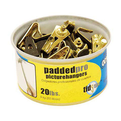 Ook - Padded Classic Professional Picture Hanger Tidy Tins - 20 lbs. OO50615