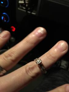 Rose gold ring (Cartersville)