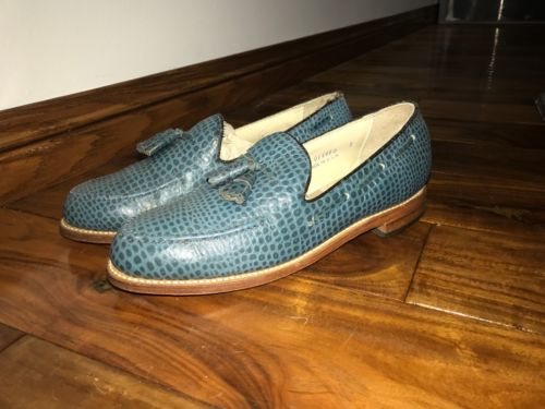 Excellent Condition 50s Tassel loafers