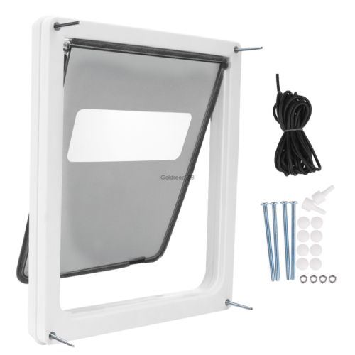 Hot-Sale Pet Door Dual Entry Extra-Large 17