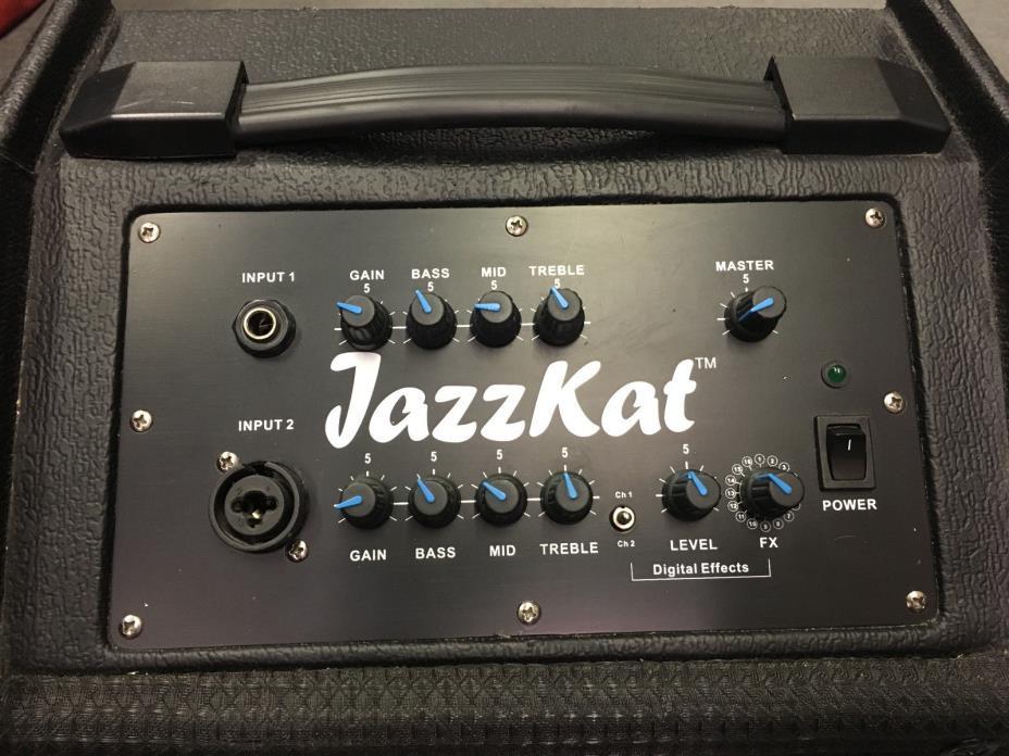 Jazzkat guitar amplifier Original Vintage