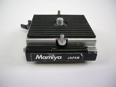 Mamiya Quick Shoe For Mamiya RB, RZ, or 645 Cameras