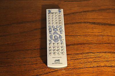 JVC RM-SDR106U Remote Control - Combo DVD R VCR VHS DR MV7 DR MV7S MV7SU MV7US