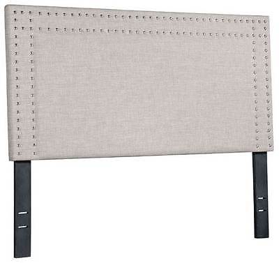 Renaissance Full Headboard in Dove Gray [ID 3503354]