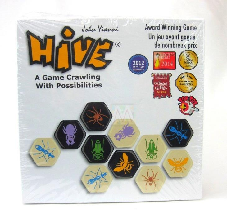 Hive Award Winning Board Game New with Shrink Wrap