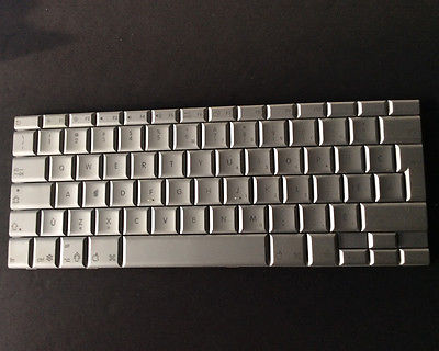 FRENCH KEYBOARD for ?Apple 12inch PowerBook G4?