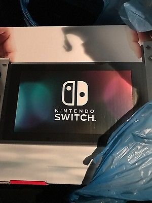 NINTENDO SWITCH GAME CONSOLE!!