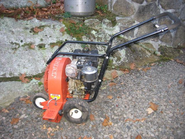 1 4 Hp Billy Goat Blower : Walk behind leaf blower for sale classifieds