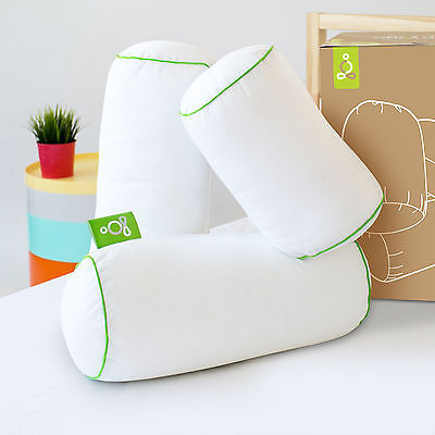 Rebrilliant Polyfill Body Pillow Set of 3