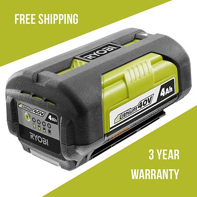 Ryobi OP4040 40V 4AH Battery Power Pack - New