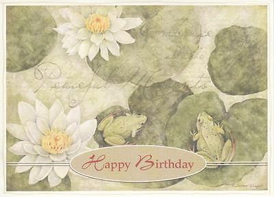 Happy Birthday Sanctuary 4 Greeting Card White Envelope 900214