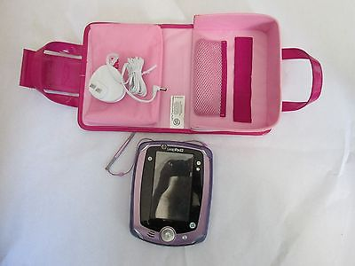 Leapfrog Leap pad Two + Gel + Case + Plug