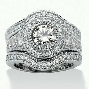 LadiesWedding Ring and Braclet (LASVEGAS)