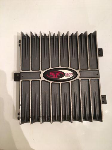 Rockford Fosgate Amplifier 1500 Watts