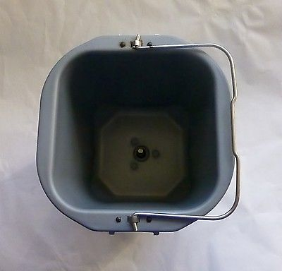 PAN for Hitachi HB-D103 Bread Machine Used Pan only