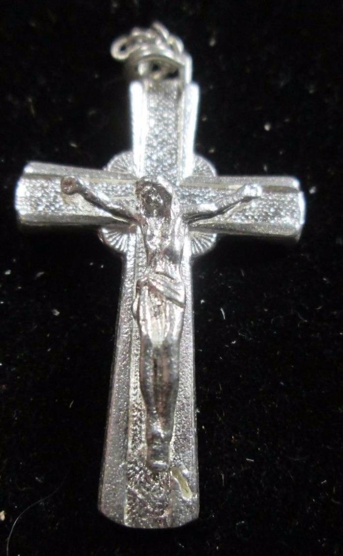 West Palm Beach Mens Cross Necklace