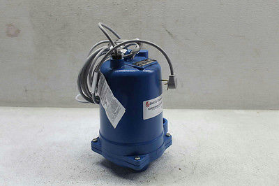 Bell & Gossett 2EC0312L Submersible Sump Pump