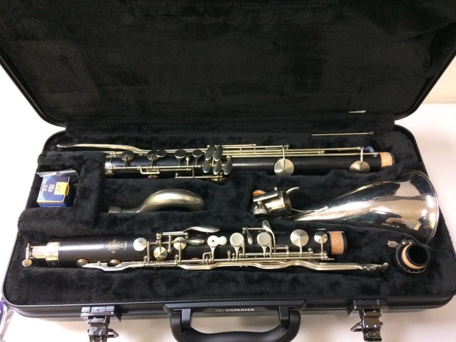 Leblanc Grenadilla Wood Bass Clarinet