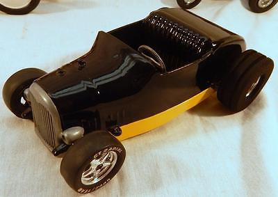 1950s Vintage ALL AMERICAN HOT ROD Tether Race Car