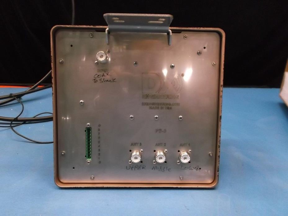 DX Engineering PS-3B PRO-STACK Three Antenna Phasing Unit