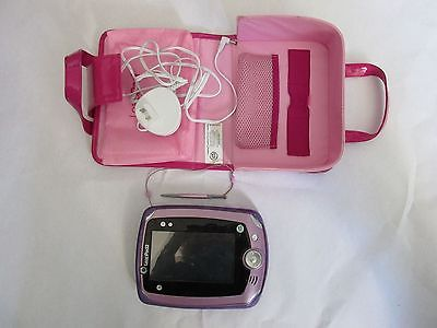 Leapfrog Leap pad Two with Gel Sleeve + Case