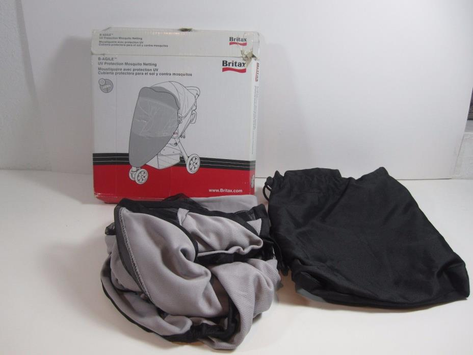 Britax B-agile UV Protection Mosquito Netting