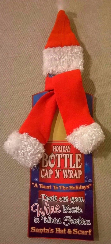 Holiday Wine Bottle