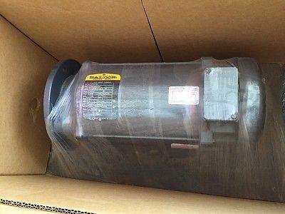 BALDOR  VP3575D 1.1/ 1 1/2 HP, 1750 RPM ELECTRIC MOTOR
