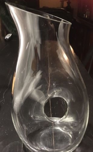 Vnt Hand Blown Crystal Glass Decanter Aerator Carafe Polish Krosno *