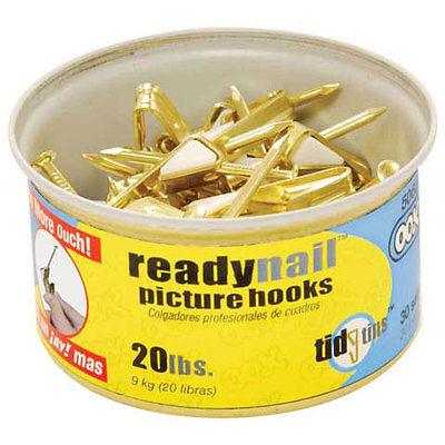 Ook - ReadyNail Picture Hanger Tidy Tins - 10 lbs. OO50606
